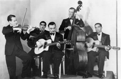 Quintette Du Hot Club De France - Swinging Paris- The Very Best of the Hot Club de France